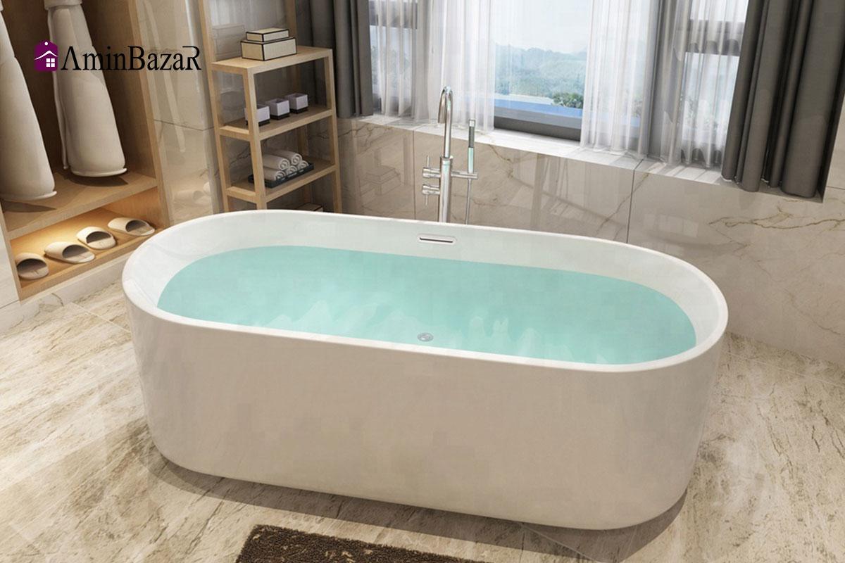 تصویر راهنمای خرید وان حمام