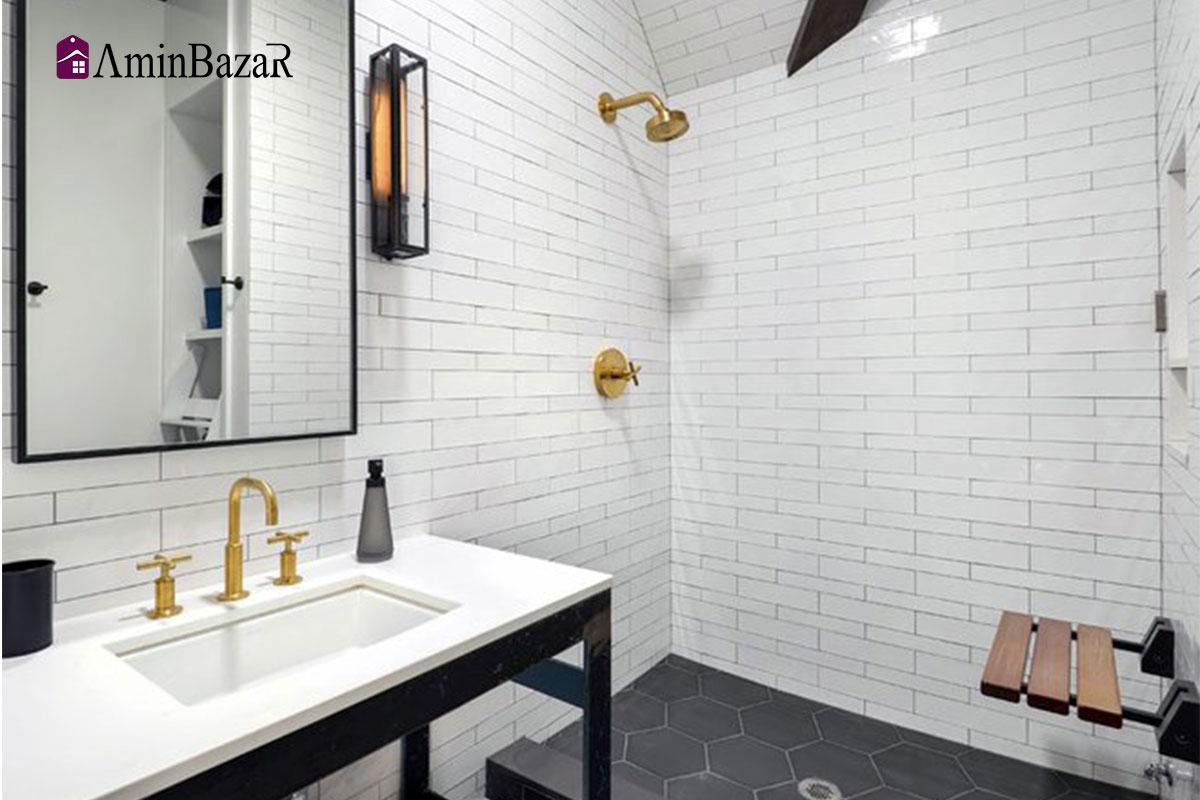 تصویر حمام های مدرن